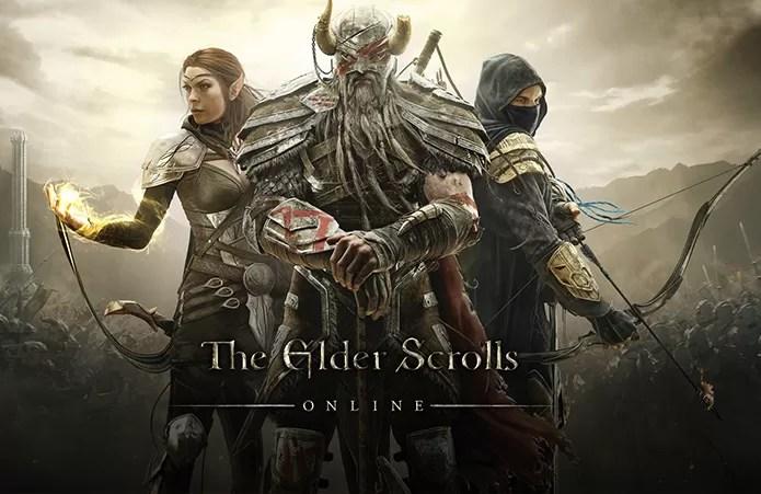 The Elder Scrolls Online, tenha uma vida fora da realidade