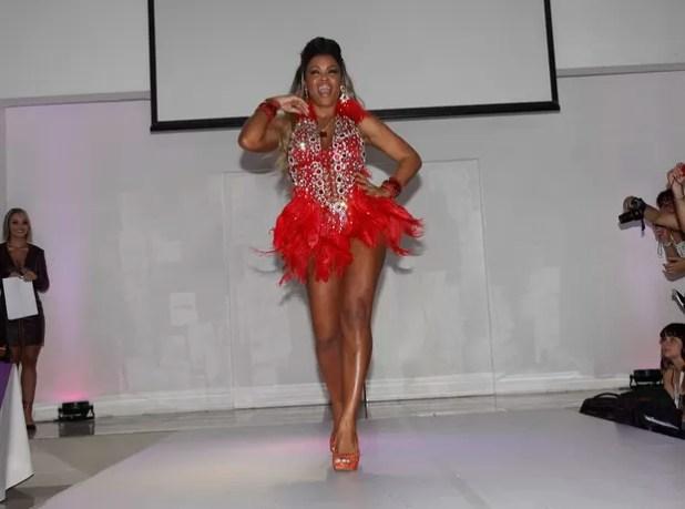 Daiana Nogueira - Sergipe (Foto: Iwi Onodera/EGO)