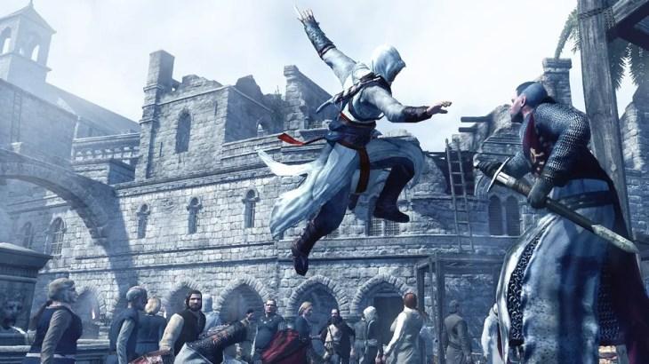 Assassin's Creed 1 pode ser jogado no Xbox 360 e Xbox One (Foto: Divulgação/Ubisoft)