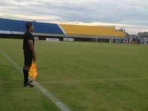 Confira os árbitros escalados para quarta rodada do Tocantinense