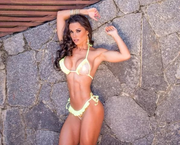 Fernanda D'avil (Foto: Paulo Ferrarini / MF Models Assessoria )
