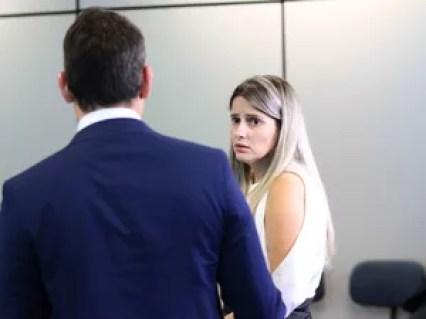Resultado de imagem para Réu levanta suspeitas contra noiva de promotor assassinado em Itaíba