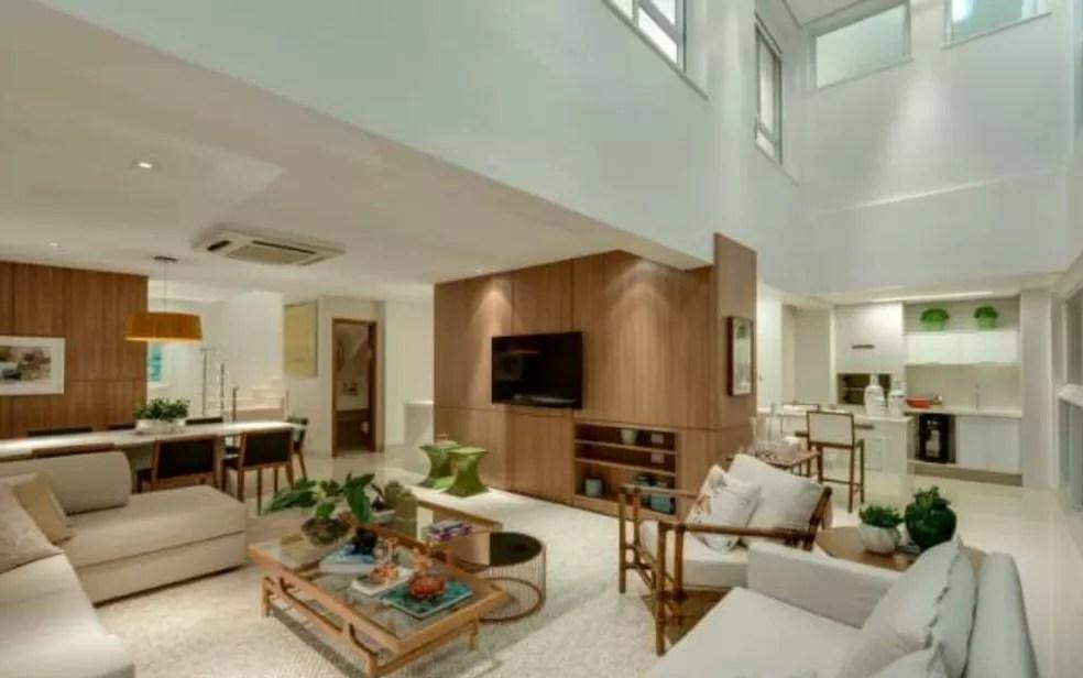 O valor dos imóveis pode chegar até R$ 3,6 milhões, em Goiânia (Foto: Divulgação)