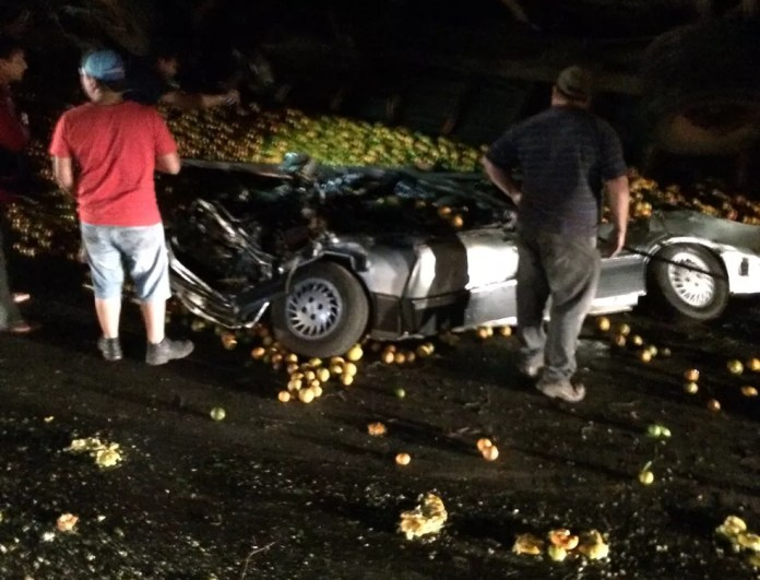Acidente em Arealva deixa três membros da mesma família mortos (Foto: Arquivo Pessoal)