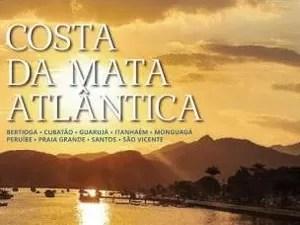 Novo catálogo aborda atrações da Baixada Santista (Foto: Divulgação/Sebrae)