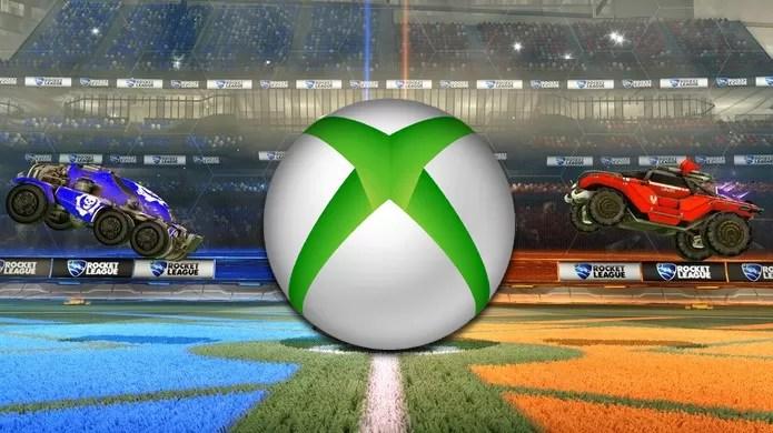 Microsoft oferece Rocket League e Xbox Live grátis neste final de semana
