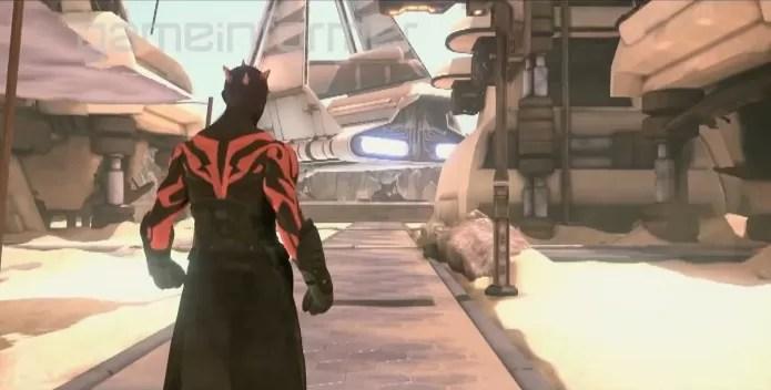 Star Wars ganharia um novo jogo inspirado no vilão do primeiro filme da saga