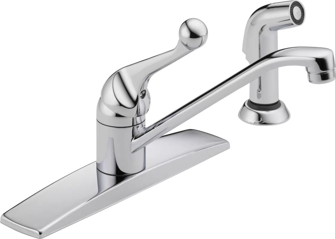 c delta trinsic kitchen faucet Delta LF WF
