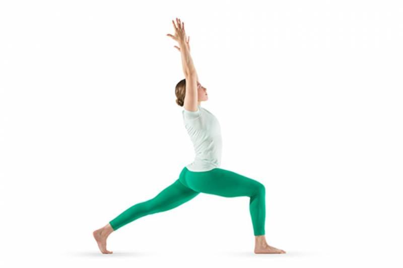 髋关节锻炼同样不可忽略 教你5个简单瑜伽动作图片
