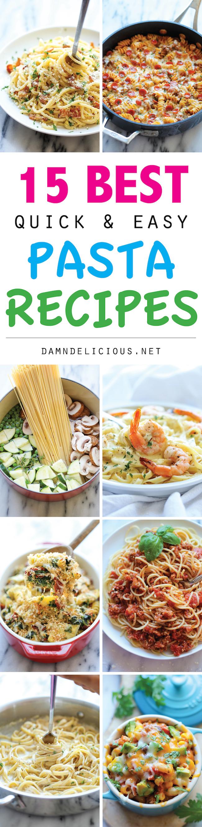 Fullsize Of Best Pasta Recipes