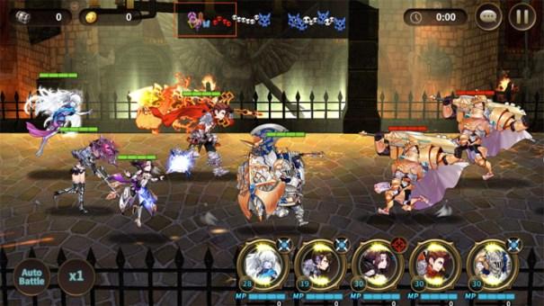 Tải game Chaos Chronicle hành động nhập vai 3D
