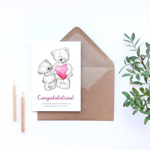 Medium Of Congratulations Baby Girl