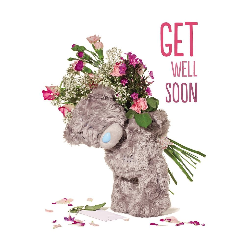 Fullsize Of Get Well Soon Wishes