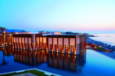 Luxury 5 Star Hotels and Resort Villa Holidays to Crete   Just     Amirandes Grecotel Exclusive