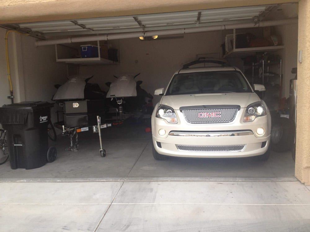 fits next to jet skis in an oversized two car garage   Yelp Photo of AutoNation Buick GMC West Sahara   Las Vegas  NV  United States