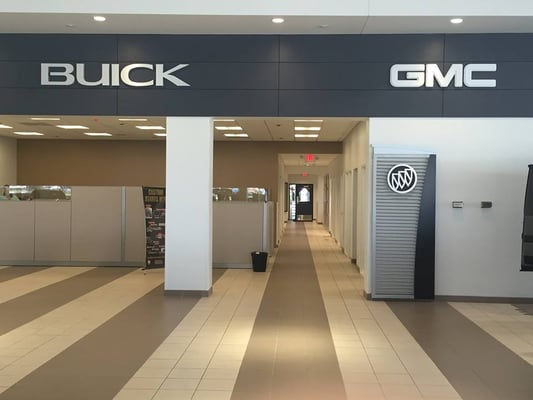 GATEWAY BUICK GMC 820 James S McDonnell Blvd Hazelwood  MO Auto     GATEWAY BUICK GMC 820 James S McDonnell Blvd Hazelwood  MO Auto Dealers    MapQuest