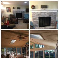 Double Prestige Painters Remodeling United Sherwin After Sherwin Williams Woodscapes Color Is Industrial Ivory Fire Sherwin Williams Woodscapes Solid Colors Sherwin Williams Woodscapes Warranty Photo