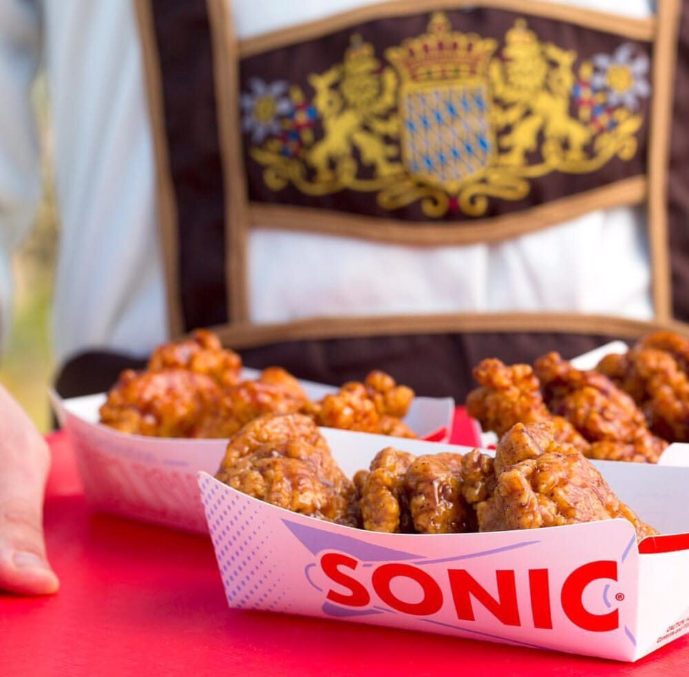 Radiant United But Yourself Some But Yourself Some Boneless Wings After On Monday Photo Sonic Drive Get Sonic Boneless Wings Nutrition Info Sonic Boneless Wings Price nice food Sonic Boneless Wings