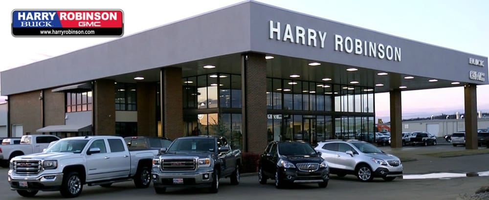 Photos for Harry Robinson Buick GMC   Yelp Photo of Harry Robinson Buick GMC   Fort Smith  AR  United States
