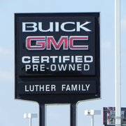 Luther Family Buick GMC   10 Photos   Auto Repair   3202 36th St S         Photo of Luther Family Buick GMC   Fargo  ND  United States