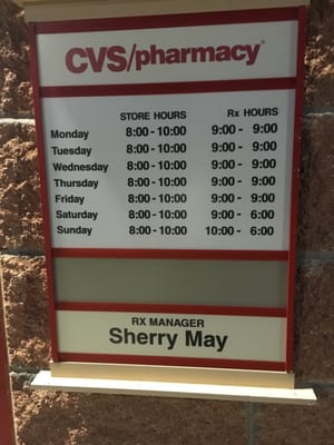 cvs pharmacy hours summerwood yoktravels com