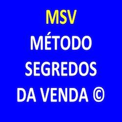 MSV - Método Segredos da Venda