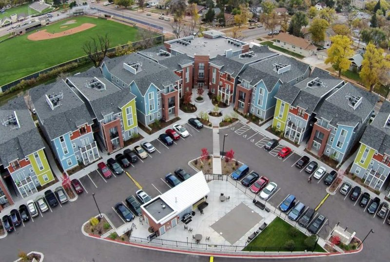 Large Of Auraria Student Lofts
