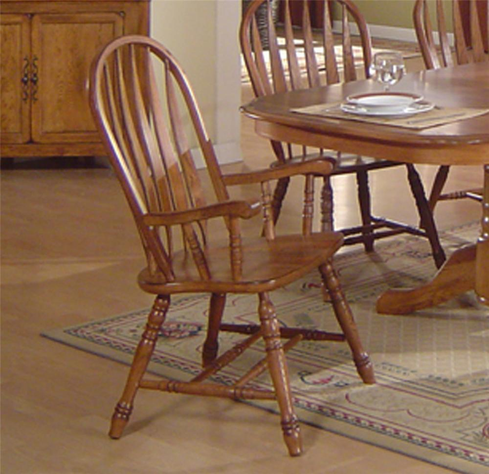 wooden kitchen chairs Solid Oak Dining Table Chair Set