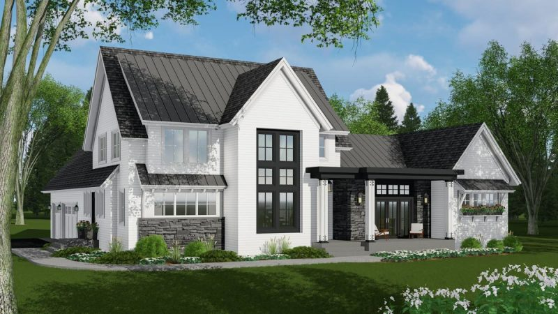 Large Of New Home Plans