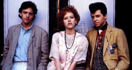 "Molly Ringwald stars in ""Pretty in Pink,"" playing this Saturday at Exposition Park. Image via Flickr/CC."