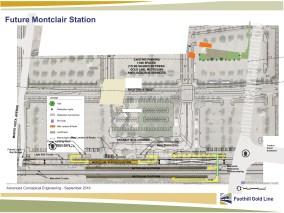 Montclair station