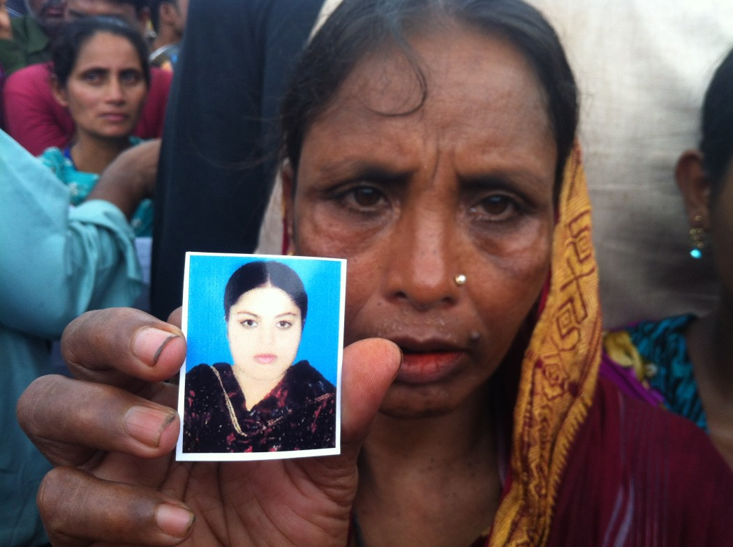 Mom Who Lost Her Daughter at Rana Plaza
