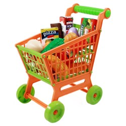 Small Crop Of Toy Shopping Cart