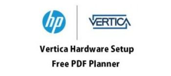 Vertica Free Hardware Setup Manual