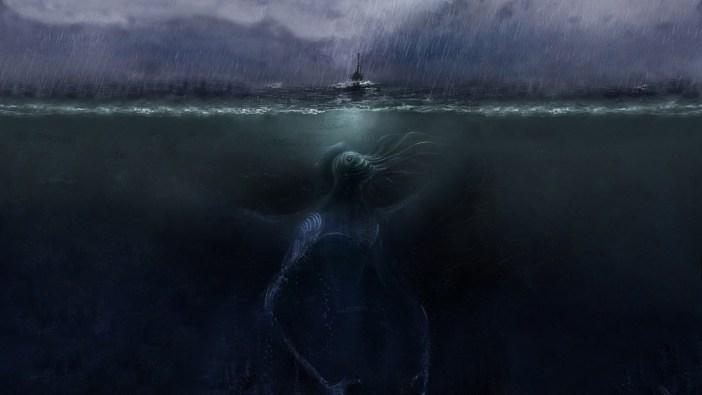 El Punto Nemo esconde historias misteriosas: el Cthulhu, por ejemplo, la criatura creada por el escritor H.P. Lovecraft