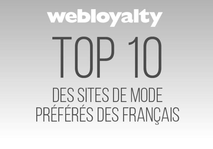 top 10 sites de mode
