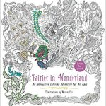Fairies in Wonderland Coloring Book Review
