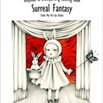 Surreal Fantasy Coloring Book Review