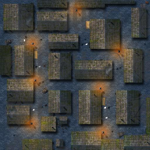 City Streets Tier 2   Roll20 Marketplace  Digital goods for online     Bragin Street Night