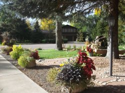 Radiant In Landscape Pics Front Yard Colorado Rock Garden Colorado In Rock Garden