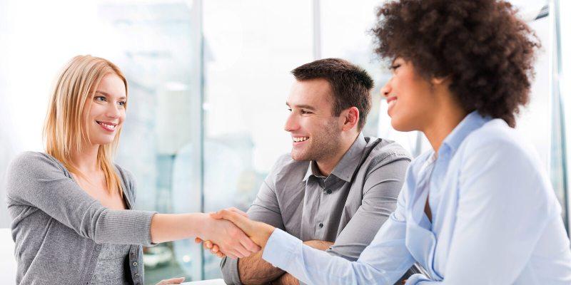 Large Of Millennial Job Interview