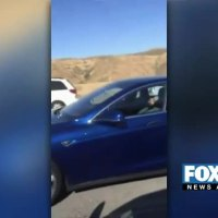 Caught on Camera: Tesla Driver Naps behind Wheel with 'Autopilot' Feature