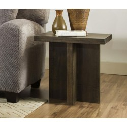 State Tora Distressed Oak End Table Tora Distressed Oak End Table End Tables Weared Oak End Tables Oak End Tables Amazon houzz-02 Oak End Tables