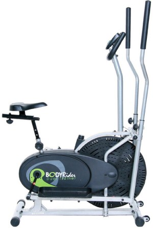 Body Rider BRD2080 Elliptical Trainer with Seat