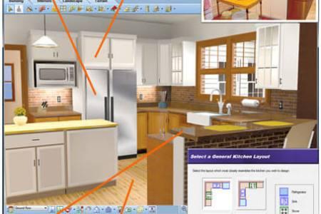23 best online home interior design software programs