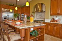 Small Of Large Kitchen Island With Stools