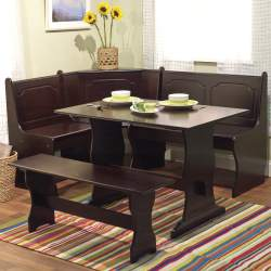 Small Crop Of Bench Dining Table