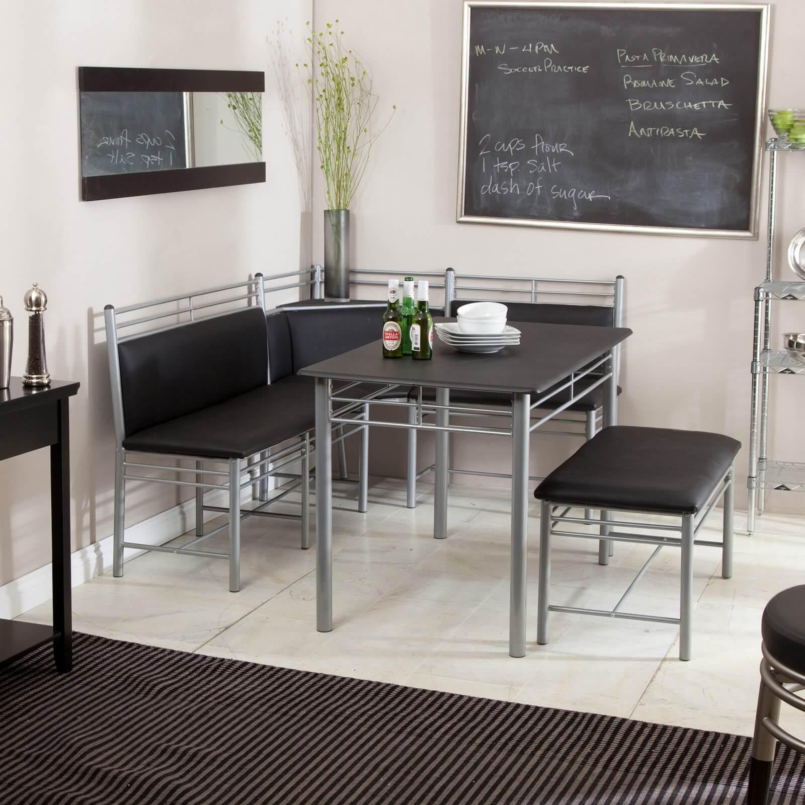 breakfast nook furniture sets kitchen tables sets Modern Breakfast Nook Set