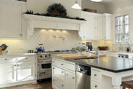 1a white kitchen design