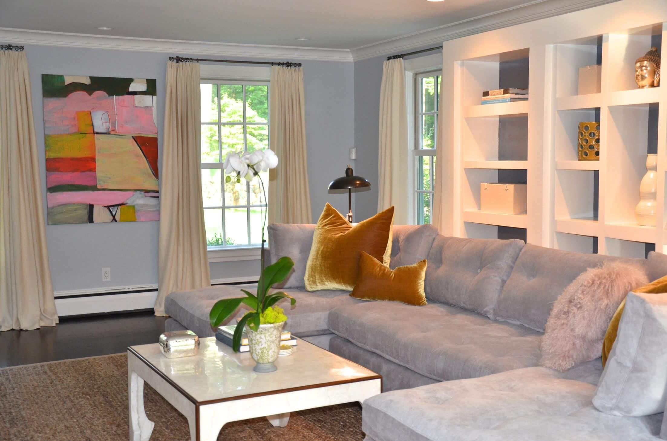 Fullsize Of Colorful Living Room Interior Design